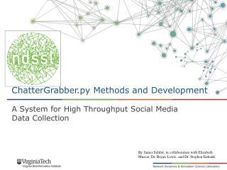 ChatterGrabber.py Methods and Development