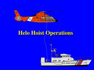 Helo Hoist Operations