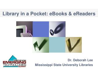 Library in a Pocket: eBooks & eReaders