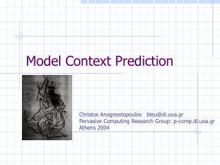 Model Context Prediction