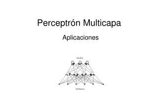 Perceptrón Multicapa
