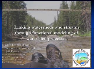 Linking watersheds and streams through functional modeling of watershed processes