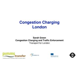 Congestion Charging London