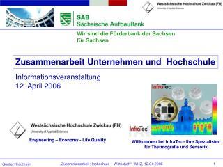 Wir sind die Förderbank der Sachsen für Sachsen