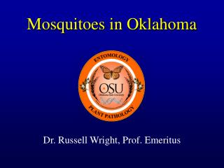 Mosquitoes in Oklahoma