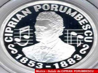 Muzica :  Balada   de CIPRIAN  PORUMBESCU