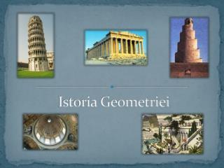 Istoria Geometriei