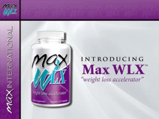 Max International  has acquired the worldwide distribution rights of the