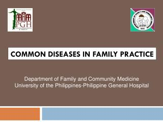 COMMON DISEASES  IN  FAMILY PRACTICE