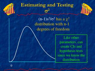 Estimating and Testing  2