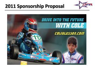 2011 Sponsorship Proposal