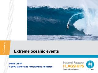 Extreme oceanic events