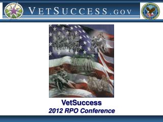 VetSuccess 2012 RPO Conference