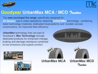 UrbanMax MCA