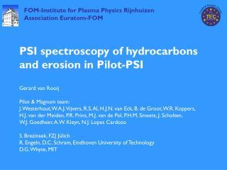 FOM-Institute for Plasma Physics Rijnhuizen Association Euratom-FOM