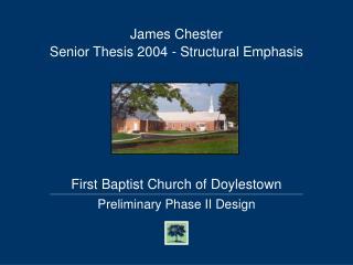 First Baptist Church of Doylestown