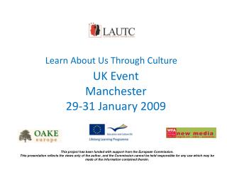 UK Event Manchester 29-31 January 2009