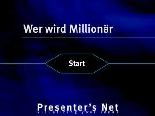 Wer wird Million�r