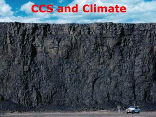 CCS and Climate