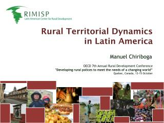 Rural Territorial Dynamics in Latin America