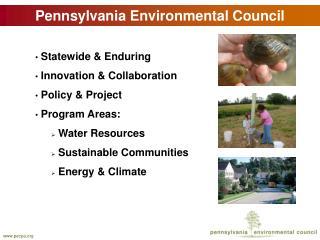 Pennsylvania Environmental Council