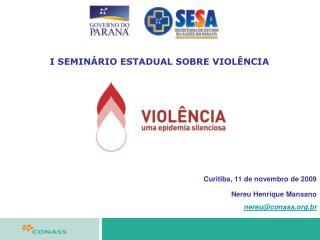 Curitiba, 11 de novembro de 2009