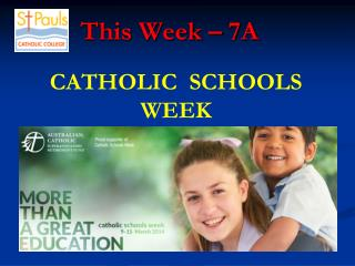 This Week – 7A