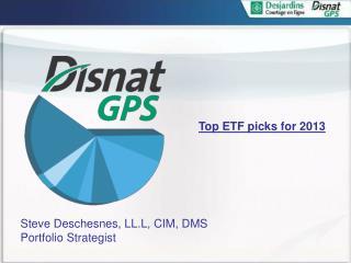 Top ETF picks for 2013