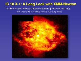 IC 10 X-1: A Long Look with XMM-Newton