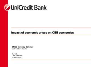 Impact of economic crises on CEE economies
