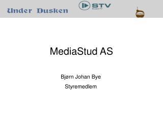 MediaStud AS