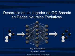 Desarrollo de un Jugador de GO Basado en Redes Neurales Evolutivas.