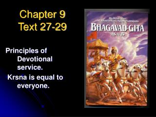 Chapter 9 Text 27-29