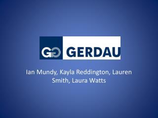 Ian Mundy, Kayla Reddington, Lauren Smith, Laura Watts