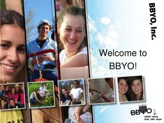 Welcome to BBYO!