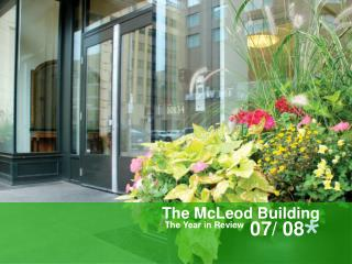 The McLeod Building