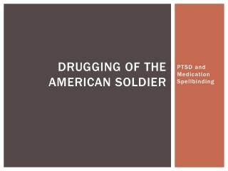 Military Sexual Trauma MST