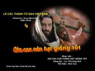 Slideshow : Giuse Maria Định GMD.109.09