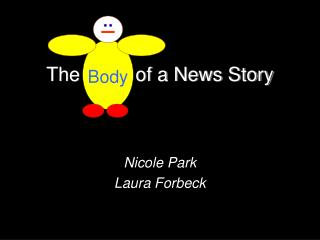 The Body of a News Story