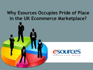 Why Esources Occupies Pride of Place in the UK Ecommerce Mar