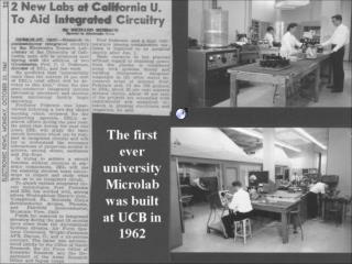 High Speed Change Redistribution MOS A/D Converter J. McCreary, Prof. Gray - 1974