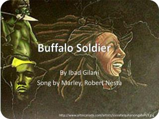 By Ibad Gilani Song by Marley, Robert  Nesta