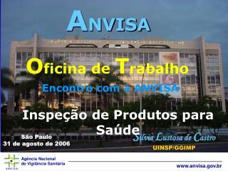 São Paulo 31 de agosto de 2006