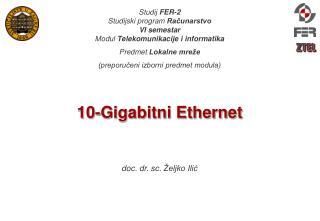 10-Gigabitni Ethernet