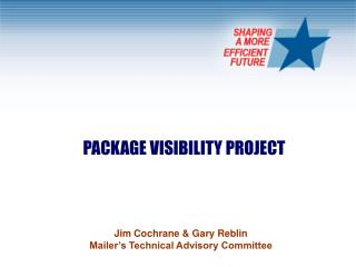 PACKAGE VISIBILITY PROJECT