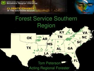 Forest Service Southern Region