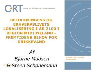 Bjarne Madsen & Steen Sch�nemann