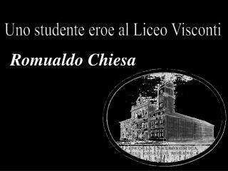 Uno studente eroe al Liceo Visconti