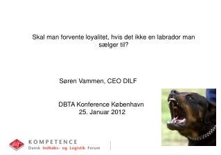 Skal man forvente loyalitet, hvis det ikke en labrador man sælger til?