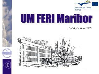 UM FERI Maribor